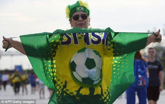 Video ket qua Brazil vs Thuy Si 1-1: Neymar tit ngoi, Brazil vo mong hinh anh 12