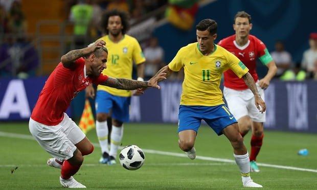 Video ket qua Brazil vs Thuy Si 1-1: Neymar tit ngoi, Brazil vo mong hinh anh 7
