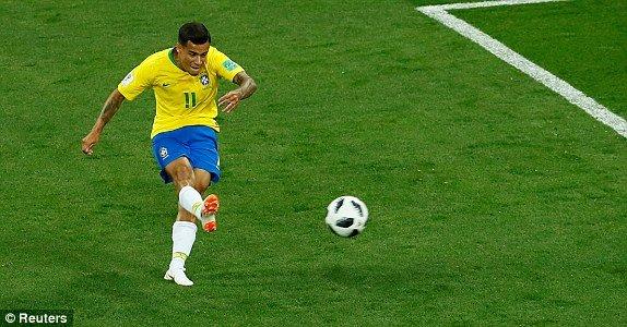 Video ket qua Brazil vs Thuy Si 1-1: Neymar tit ngoi, Brazil vo mong hinh anh 3