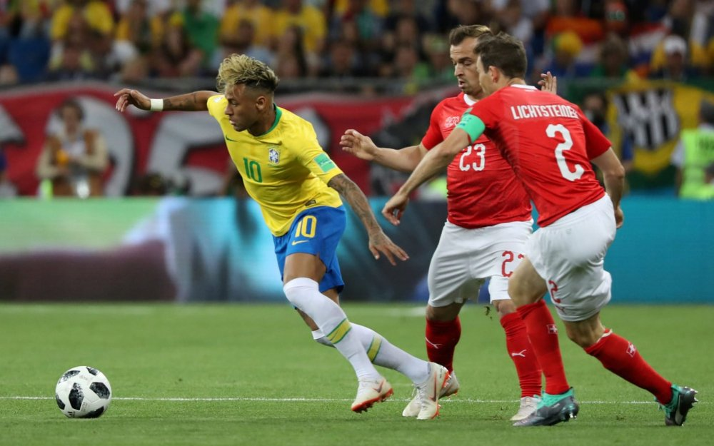 Video ket qua Brazil vs Thuy Si 1-1: Neymar tit ngoi, Brazil vo mong hinh anh 5