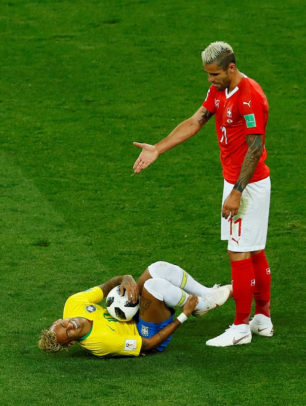 Video ket qua Brazil vs Thuy Si 1-1: Neymar tit ngoi, Brazil vo mong hinh anh 8