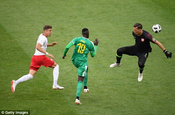 Video ket qua Ba Lan vs Senegal: Cu soc doi voi doi tuyen Ba Lan hinh anh 1