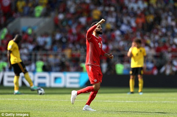 Video ket qua Bi vs Tunisia bang G World Cup 2018 hinh anh 11