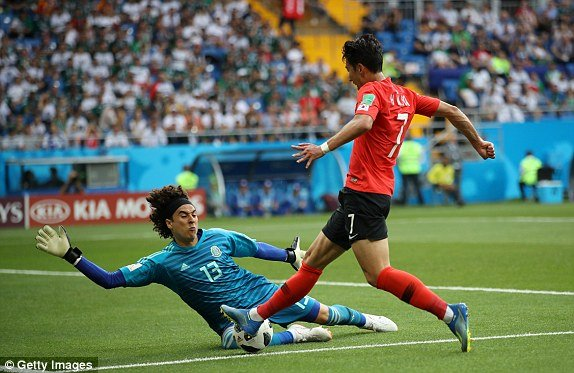 Video ket qua Mexico vs Han Quoc bang F World Cup 2018 hinh anh 5