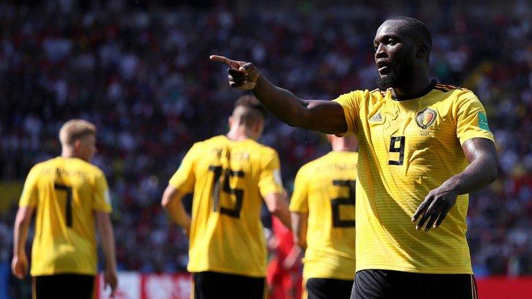 Hazard va Lukaku thay nhau lap cu dup, Bi vui dap Tunisia hinh anh 2