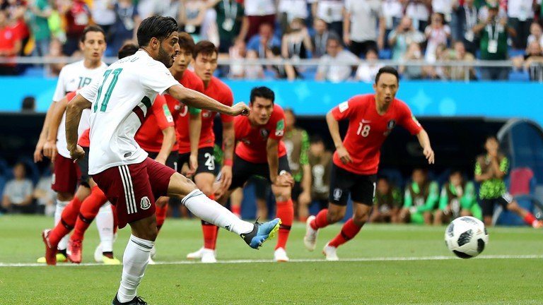 Video ket qua Mexico vs Han Quoc bang F World Cup 2018 hinh anh 6