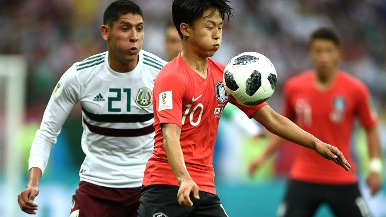 Video ket qua Mexico vs Han Quoc bang F World Cup 2018 hinh anh 1