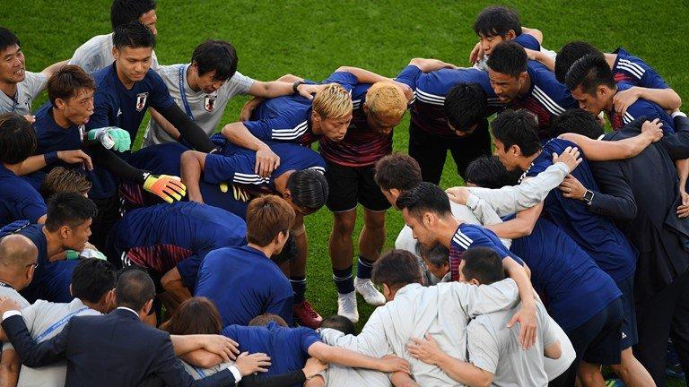 Video ket qua Nhat Ban vs Senegal bang H World Cup 2018 hinh anh 16