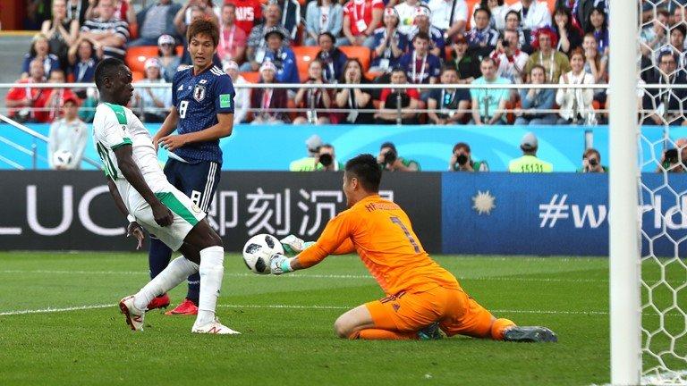 Video ket qua Nhat Ban vs Senegal bang H World Cup 2018 hinh anh 13