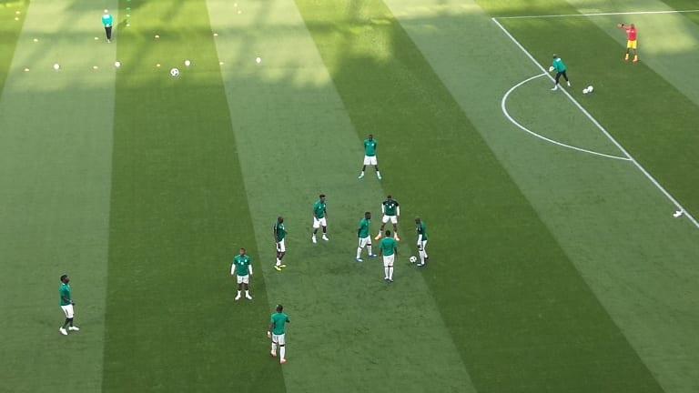 Video ket qua Nhat Ban vs Senegal bang H World Cup 2018 hinh anh 20