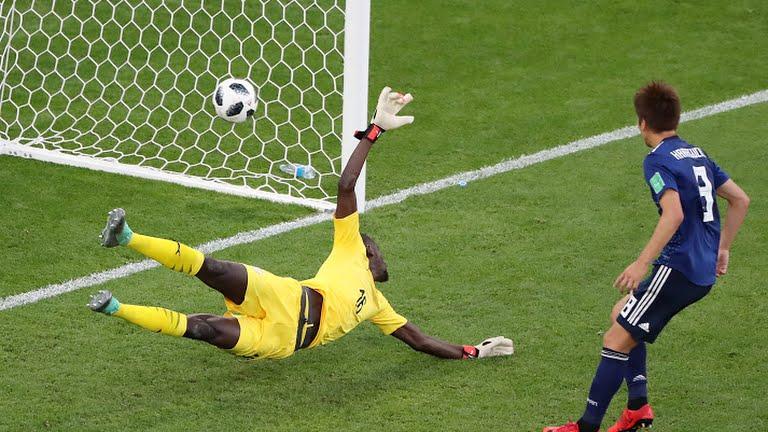 Video ket qua Nhat Ban vs Senegal bang H World Cup 2018 hinh anh 7