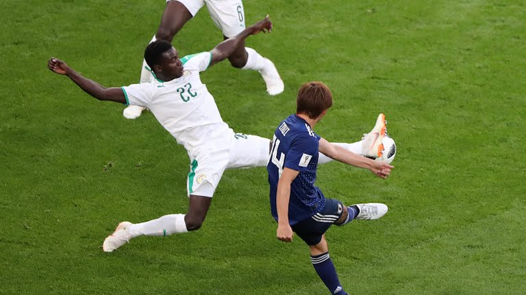 Video ket qua Nhat Ban vs Senegal bang H World Cup 2018 hinh anh 6