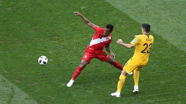 Ket qua Uc vs Peru bang C bong da World Cup 2018 hinh anh 16