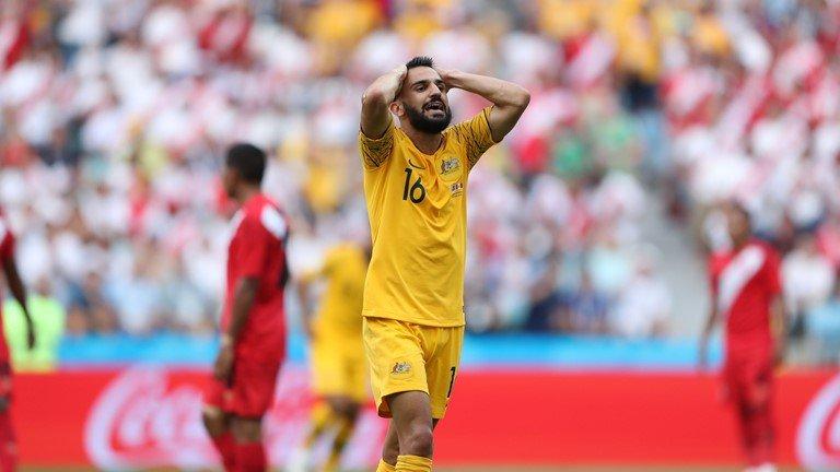 Ket qua Uc vs Peru bang C bong da World Cup 2018 hinh anh 3