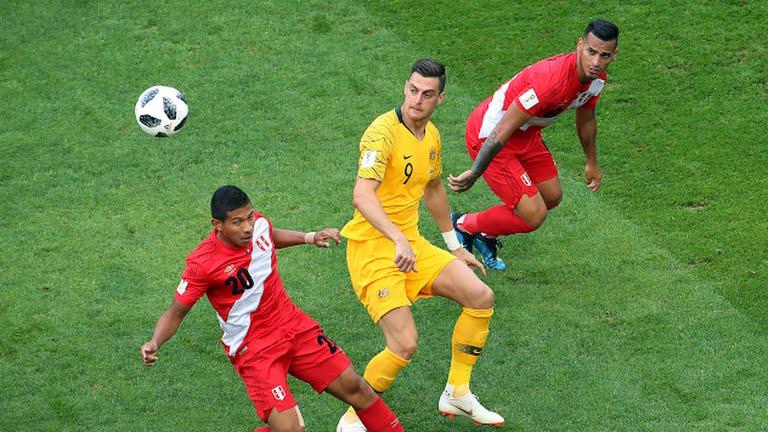 Ket qua Uc vs Peru bang C bong da World Cup 2018 hinh anh 14