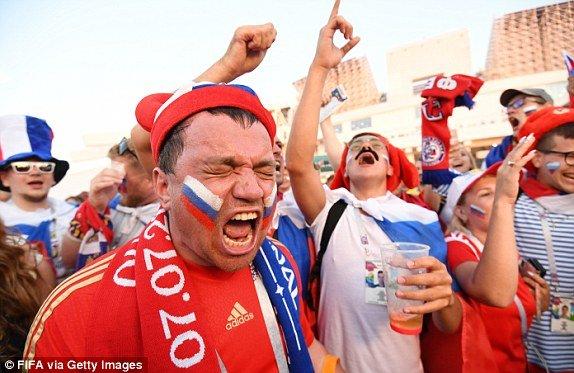 Truc tiep Nga vs Croatia, vong Tu ket World Cup 2018 hinh anh 8