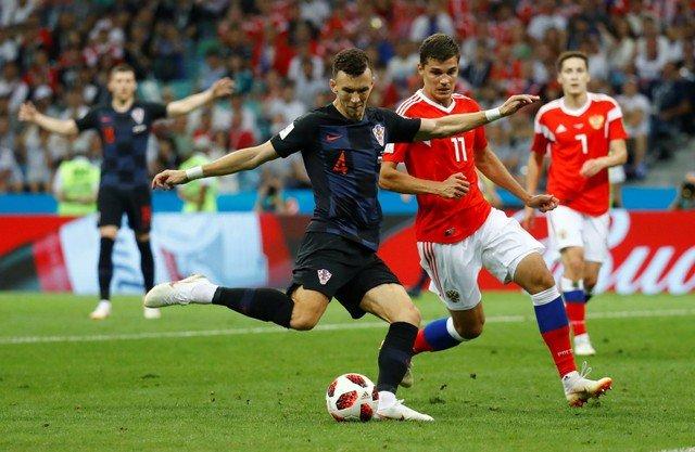 Truc tiep Nga vs Croatia, vong Tu ket World Cup 2018 hinh anh 2