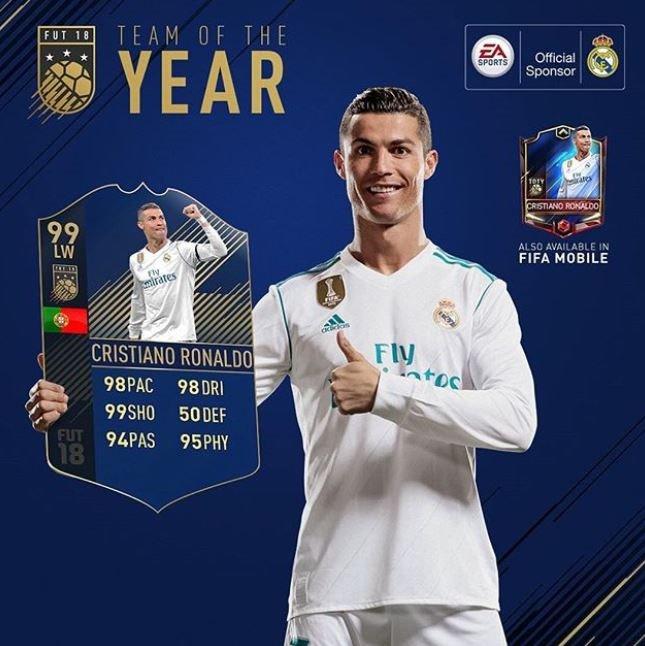 Ronaldo kiem 17 ty dong moi lan dang mang xa hoi hinh anh 1