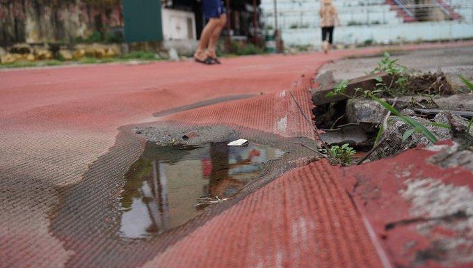 San bong tieu chuan SEA Games bo hoang nhieu nam o Ninh Binh hinh anh 10