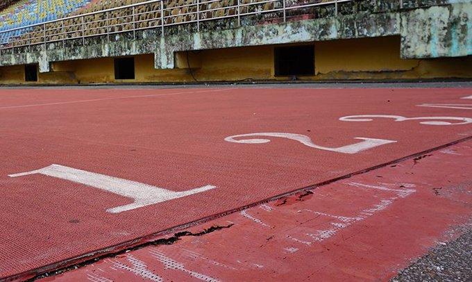 San bong tieu chuan SEA Games bo hoang nhieu nam o Ninh Binh hinh anh 2