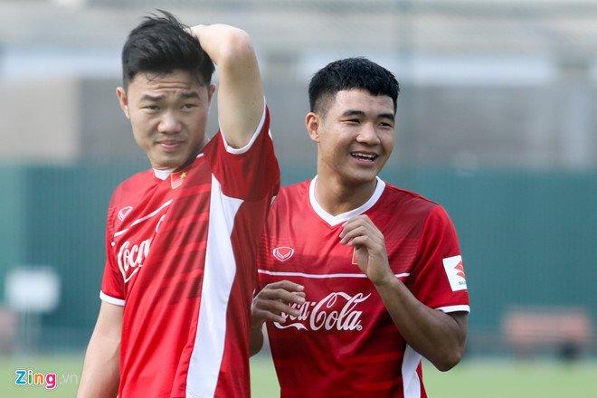 BLV Quang Huy: U23 Viet Nam du giai nao, doi tac se ep gia giai do hinh anh 1