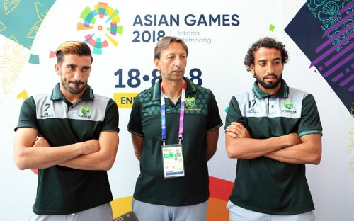 Truc tiep ASIAD 2018 ngay 13/8: Olympic Pakistan thua nhan duoi co Olympic Viet Nam hinh anh 7