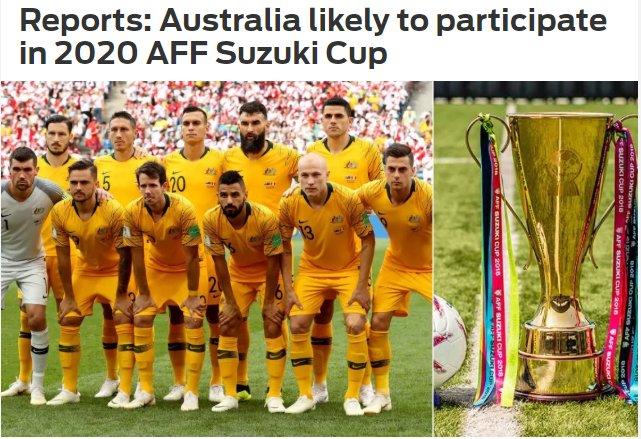 Tuyen Viet Nam, Thai Lan tien bo than toc, Australia muon tham du AFF Cup 2020 hinh anh 1