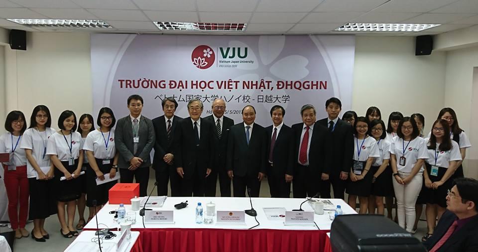 Thu tuong: Khan truong xay dung co che dac thu cho cac truong dai hoc hop tac quoc te hinh anh 4