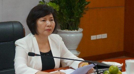 Chanh Van phong Trung uong Dang: De nghi mien nhiem Thu truong Ho Thi Kim Thoa la 'co co so' hinh anh 1