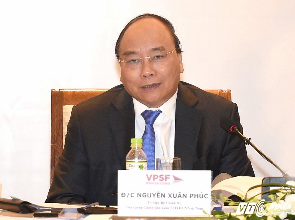 Thu tuong Nguyen Xuan Phuc: 'Cay dua vao than, than dua vao cay' hinh anh 1