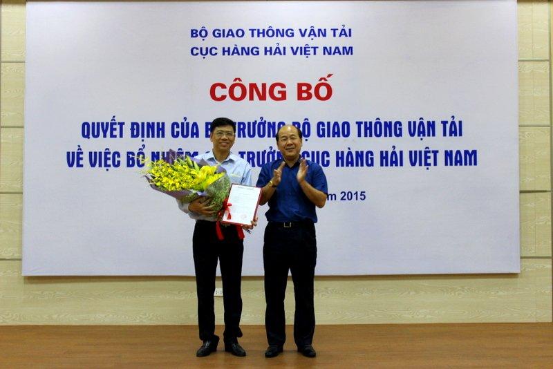 'Lum xum' chuyen bo nhiem Cuc truong Hang hai Nguyen Xuan Sang: Bo GTVT noi 'dung quy trinh' hinh anh 1