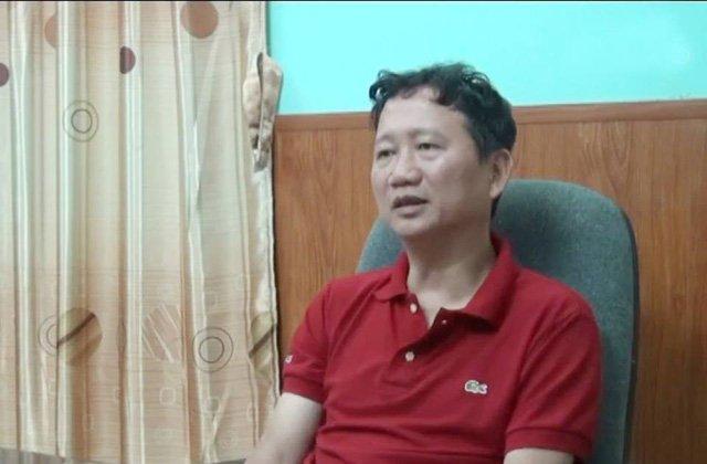 Bo Cong an ra lenh tam giam Trinh Xuan Thanh hinh anh 1