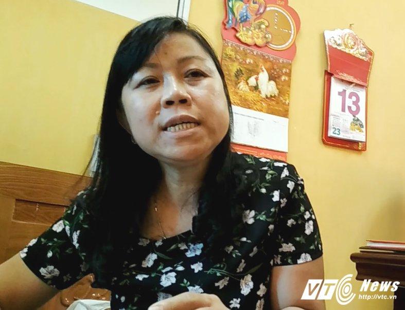 Lum xum lam thu tai tieu hoc Hai Boi: Hieu truong thong tin bat ngo hinh anh 1
