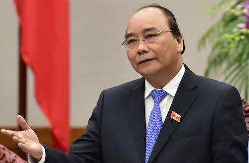 Thủ tuóng Nguyen Xuan Phuc: Lo nhat la 'tren nóng, duói lạnh' va cán bọ 'quan lieu, xa dan' hinh anh 1