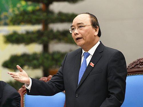 Dai bieu Quoc hoi: 'Thu tuong tra loi chat van mot cach thang than, dung trong tam' hinh anh 1