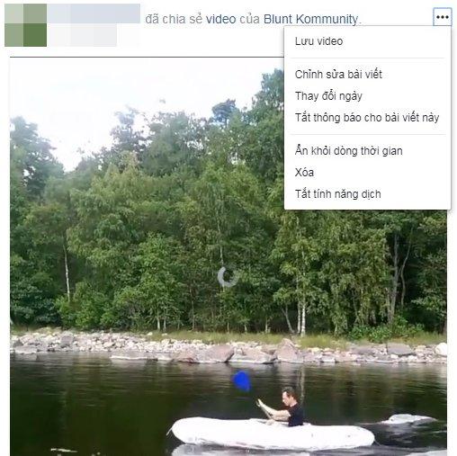 Facebook khoi phuc tinh nang xoa bai viet tren giao dien web hinh anh 1