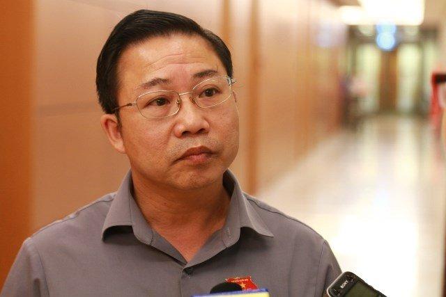 Bat tam giam ong Dinh La Thang: 'Bai hoc dat gia trong cong tac to chuc can bo' hinh anh 2