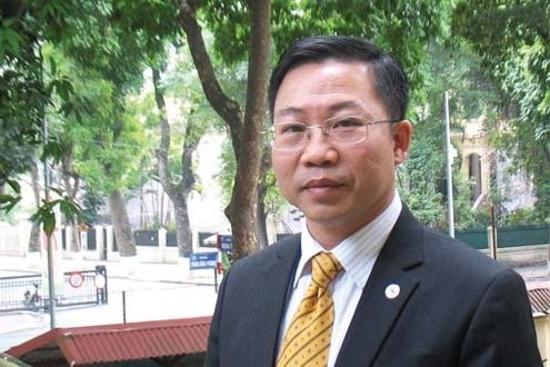 Bat tam giam ong Dinh La Thang: 'Bai hoc dat gia trong cong tac to chuc can bo' hinh anh 1
