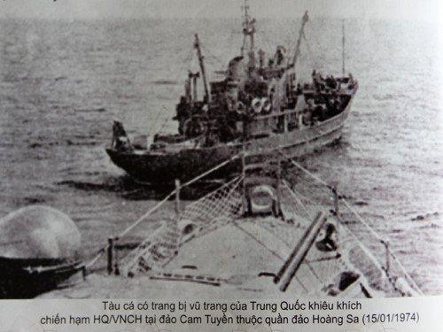 Thieu tuong Le Ma Luong: Phai doi bang duoc Hoang Sa bi Trung Quoc cuong chiem hinh anh 2
