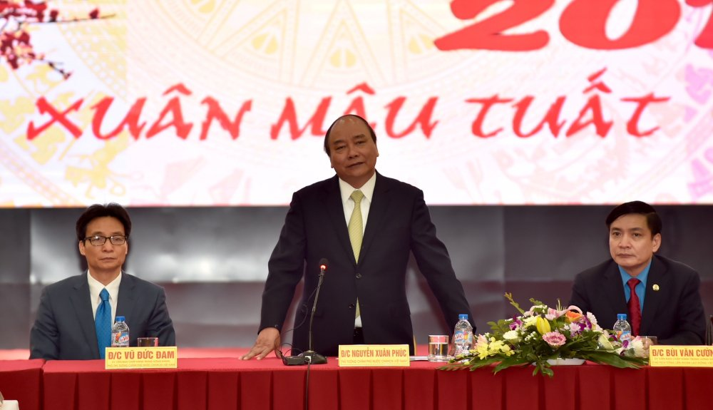 Thu tuong: 'Phai bao ve quyen loi chinh dang cho cong nhan' hinh anh 1