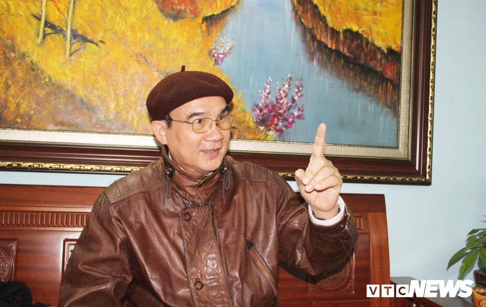 Tuong Le Ma Luong: 'Khong dua su kien Gac Ma vao sach giao khoa la co loi voi dong bao' hinh anh 2