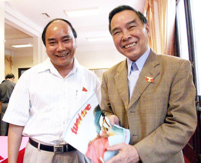 Thu tuong: 'Anh Sau Khai la nha lanh dao ky tri, tan tuy vi nuoc, vi dan' hinh anh 1