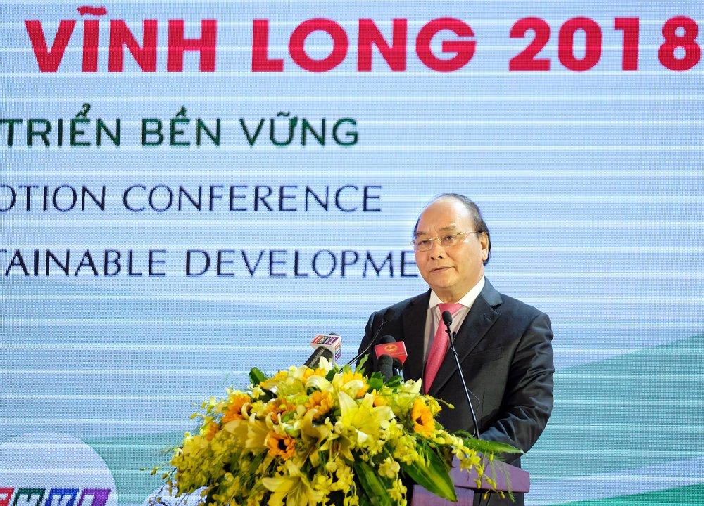 Thu tuong: Vinh Long phai phat trien nang dong hang dau ca nuoc hinh anh 1