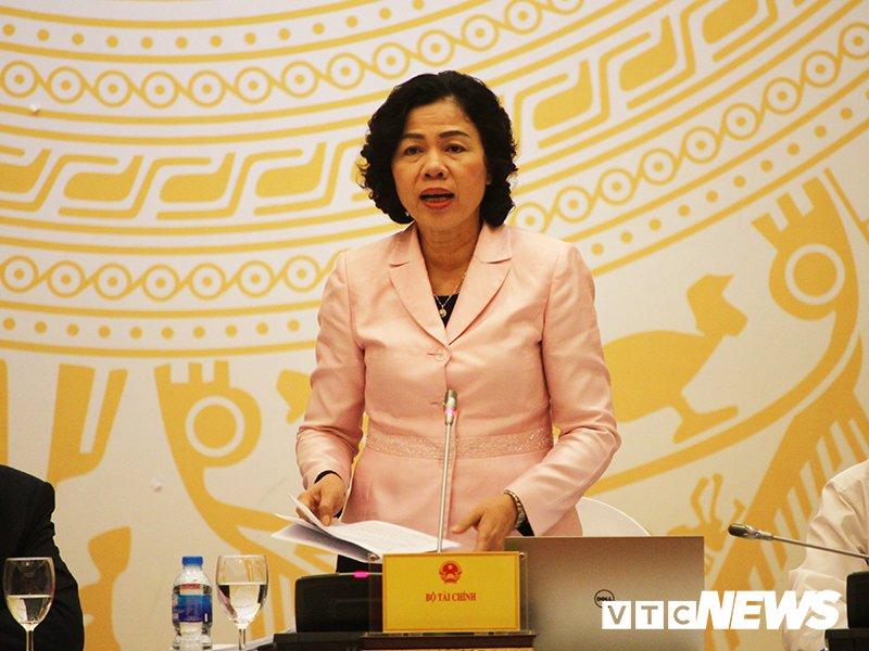 Bo Tai chinh: 'Tang thue xang dau la can cu vao chien luoc tang truong xanh' hinh anh 1