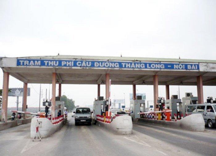 Tram thu phi Bac Thang Long – Noi Bai: Ha Noi de nghi do bo, Bo GTVT van 'co thu' hinh anh 1