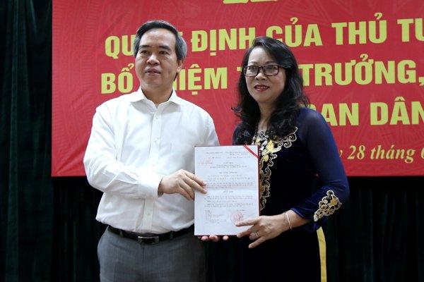 Nguyen Pho Ban Chi dao Tay Bac giu chuc Thu truong, Pho Chu nhiem Uy ban Dan toc hinh anh 1