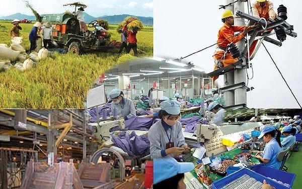 TS Nguyen Dinh Cung: 'GDP tang cao la nho nhung cai cach manh me cua Chinh phu' hinh anh 1