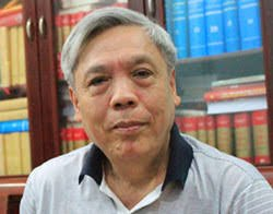 Nguyen Vien truong Lich su Dang: Quan doi khong con la 'khu vuc nhay cam' trong xu ly vi pham hinh anh 2