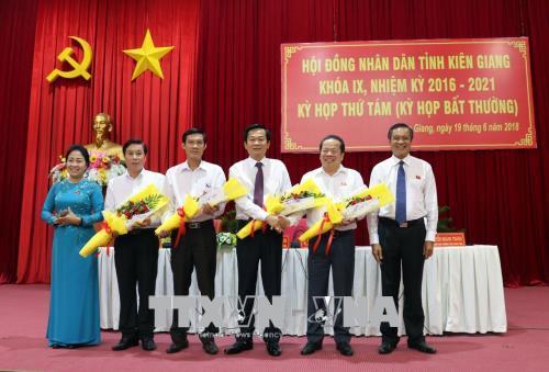 Thu tuong phe chuan Pho Chu tich UBND tinh Kien Giang hinh anh 1