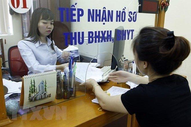 Hon 36.000 lao dong o Ha Noi bi doanh nghiep no bao hiem hinh anh 1
